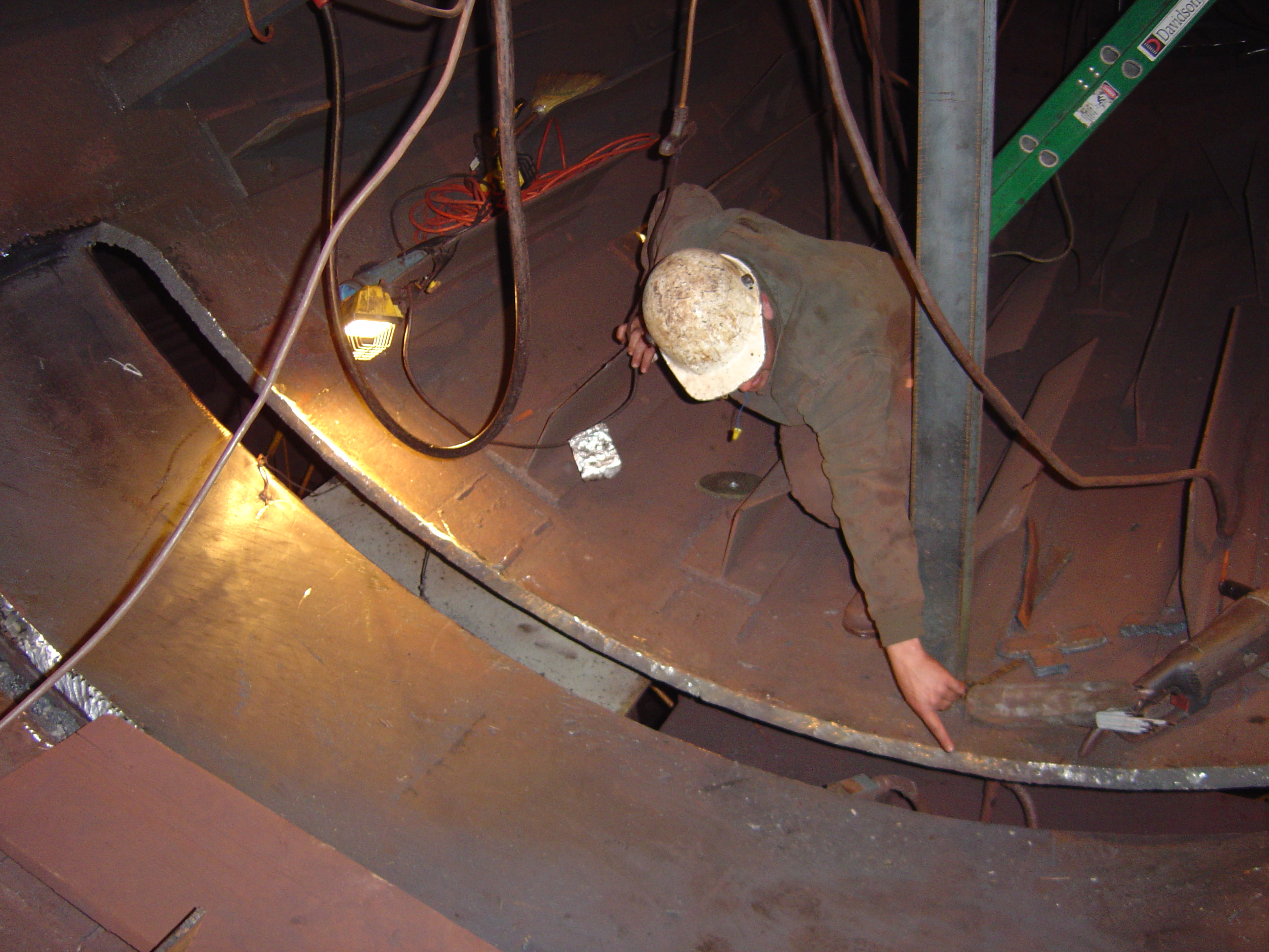 Shell Repair