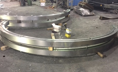 Four Piece Tire